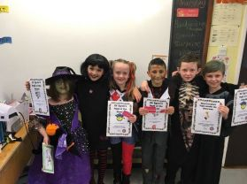Primary 5 Awards - Week 8