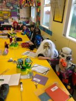 Happy Halloween from P5