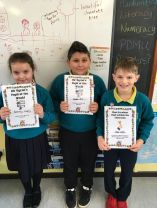 Primary 5 Awards - Week 9