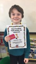 Primary 5 Awards - Week 10