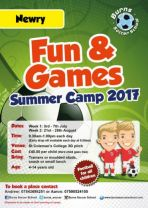 Burns Soccer Summer School