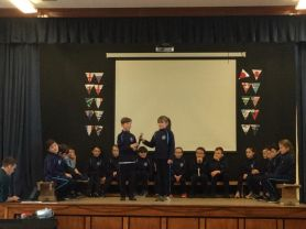 Primary 6 Assembly